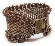 Pattern on Bead Haven - Twinkle-kle Twink-kle bracelet by Rose Kasallis