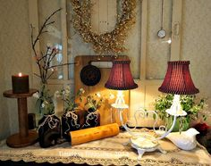 Gorgeous lamp