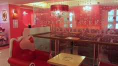 VIDEO: Tour The Totally Cute Hello Kitty Cafe In Seoul