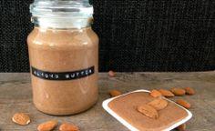 Almond butter |Mantelivoi |Health360.fi almond butter