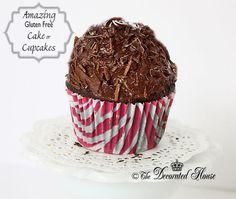 The Decorated House: ~ The Best Quinoa Gluten Free Chocolate Cake - Cupcake Recipe  - Amazing!