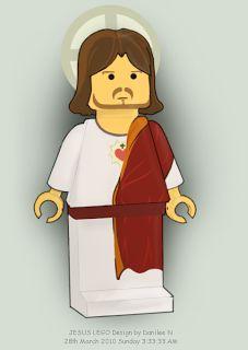 Lego Jesus: Life of Jesus in Lego | Lego Educational Resource