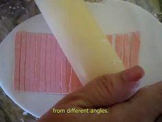 ▶ Craquelado en Azúcar - Crackle in Sugar - YouTube