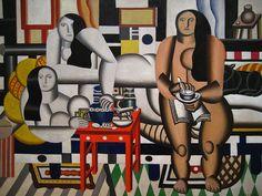Ferdnand Leger : Three Women 1921