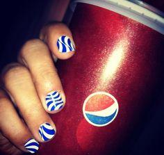 UK Colors! Blue swirl!