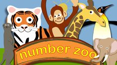 Number Zoo video for Tablet Time