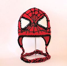 crochet spiderman, crochet crafts to sell, spiderman hat, pattern pdf, craft idea, crochet hat patterns for kids, crochet patterns for kids, kids beanie crochet pattern, crochet kids patterns
