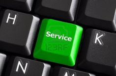 Service, now #go #online