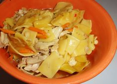 Oxford Impressions: Crockpot Chicken and Noodles