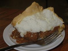 Twirl and Taste: Skeeter's Caramel Pie - sharing what was once a closely guarded secret recipe