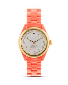 kate spade seaport watch... this color is so perfect!
