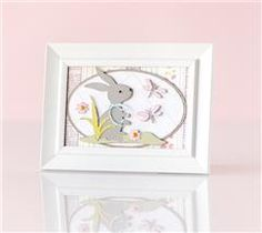 Your little one will coo with delight at these framed baby animal prints. @Ana Luisa ÉSTA ES LA ESQUINA