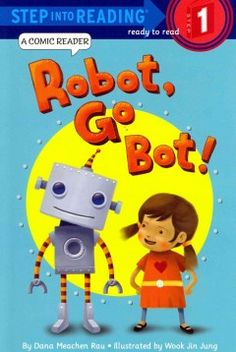 ER RAU. A young girl makes so many demands on the robot she has constructed that he runs away.