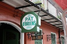 Pat O'Brien's (New Orleans)