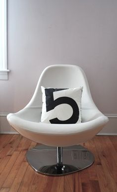 Recycled Sail Pillow Black #5