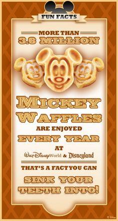 Every Day is 'Mickey Waffle' Day at Disney Parks tami@goseemickey.com