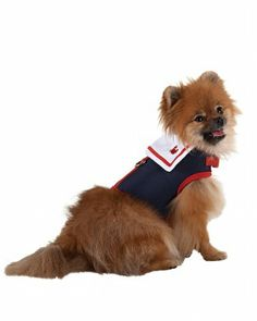 "See the ""First Mate"" in our Nautical Accessories for Your Pet gallery"