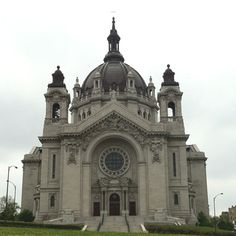Cathedral of Saint Paul.