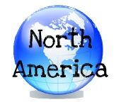 Free geography printables for North America