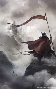 Really Impressive Fantasy Illustrations by Viktor Fetsch