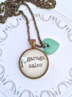 I heart garage sales