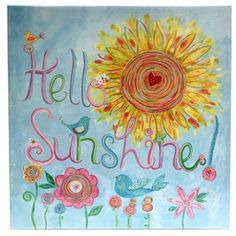 Hello Sunshine  Hello Sunshine Quotes