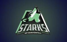 Game Of Thrones Sports Team Logos by Yvan Degtyariov (1)