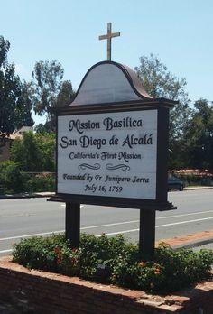 Exploring California Missions: San Diego de Alcala