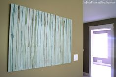 DIY Canvas Ideas on Pinterest