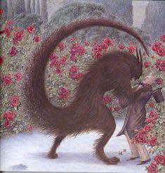 Angela Barrett - Beauty and the Beast