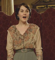 ♫ Only Girl in the World! ♪♫ Downton Abbey