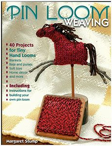 Pin Loom Weaving - Margaret Stump | The Woolery