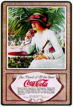 Old Coca Cola add