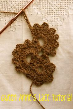 Queen Anne's Lace Tutorial