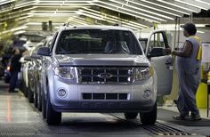Ford Cars And SUVs Under Federal Investigation For Engine Issues