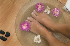 Berry Blue Toes: Natural Foot Care - Stinky Feet Fix