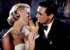 Cary and Grace.  Magic.