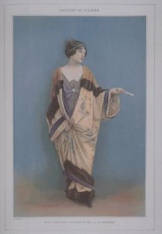 Constance Gallery of Fashion October 1912