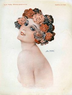 noonesnemesis:  La Vie Parisienne 1924