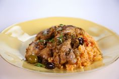 Baja Style Braised Chicken Thighs Marcela Valladolid