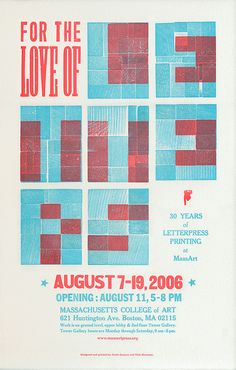 For The Love Of Letters poster