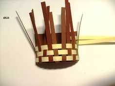 GLS2007: Quilled Basket Tutorial