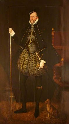 William Herbert, 1st Earl of Pembroke, 1st Baron Herbert of Cardiff, KG (c. 1501 – 17 March 1570)