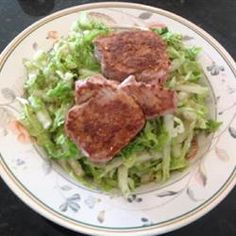 Cold Tuna & Cabbage Salad (135 calories) More