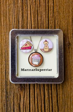 Win Joyful Jewelry by Mark Poulin | Cupcake Project
