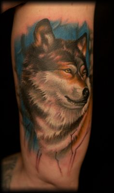 Tribal Tattoo by James Vaughn