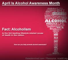 NCADD: 2013 Alcohol Awareness Month The National Council on Alcoholism and Drug Dependence, NCADD, declared April Alcohol Awareness Month. Alcohol Awareness Month was founded and sponsored by NCADD since 1987. #hawaiirehab www.hawaiiislandrecovery.com