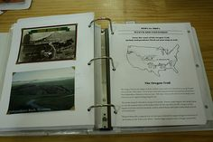 The Oregon Trail Notebook