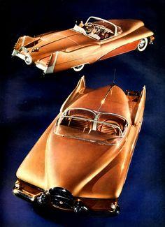 1951 LeSabre Concept Car. I wish...