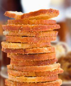 Onion Bagel Chips. Add garlic!
